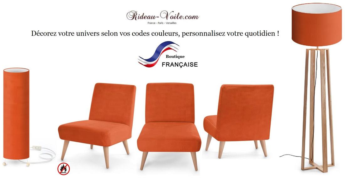 fauteuil d 39 appoint si ge pro non feu rideaux et tissus ameublement. Black Bedroom Furniture Sets. Home Design Ideas