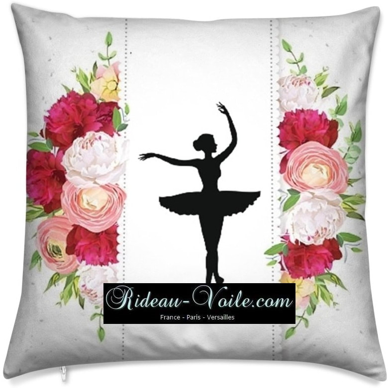 tissu motif danseuse danseur imprimé étoile ballerina imprimé déco housse coussin couette rideau douche abat-jour luminaire fauteuil velours ignifuge occultant voile voilage ballerine pointe danse cours tapisserie papier peint chambre enfant ado jeunne fille garçon opéra ballet Paris Garnier tutu satin fleur roses fleurs fleuri floral design original fabric pattern dancer dancer printed star ballerina printed deco cover cushion quilt curtain shower lampshade fixture armchair flame retardant velvet blackout veil veiling ballerina pointe dance course tapestry wallpaper bedroom child teen girl opera boy ballet Paris Garnier