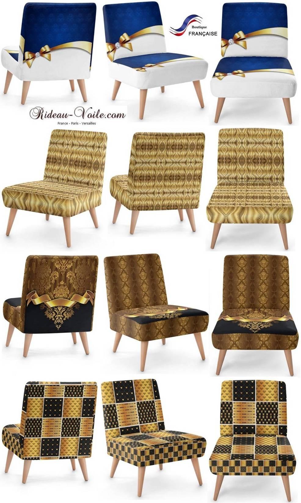 fauteuil si ge tapisserie tapisser rideaux et tissus ameublement. Black Bedroom Furniture Sets. Home Design Ideas